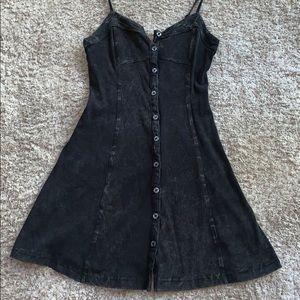 Mini flowy dress